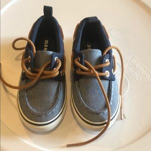 Navy boat shoes old navy